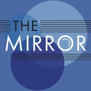 Augustana Mirror Logo designed by Alex Myer and posted on Links to Matt's Augustana Mirror stories