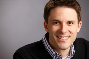 Joe Obermueller USF University of Sioux Falls professor and director of theatre