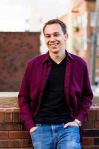 Writer Matthew Thomas Stoffel - playwright, author, freelance journalist